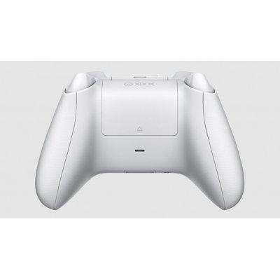 Геймпад Xbox Series Controller Robot White (QAS-00002)