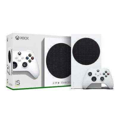 Ігрова приставка Microsoft Xbox Series S 512Gb