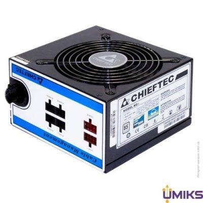 Блок питания Chieftec 650W A-80 (CTG-650C)