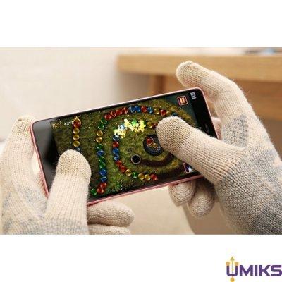 Перчатки Xiaomi Mi Wool Touch Gloves Gray
