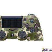 Геймпад беспроводной Sony PlayStation Dualshock v2 Green Cammo (9895152)
