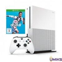 Игровая приставка Microsoft Xbox One S 1Tb + FIFA 19