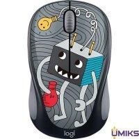 Мышь беспроводная Logitech M238 (910-005049) Lightbubl USB