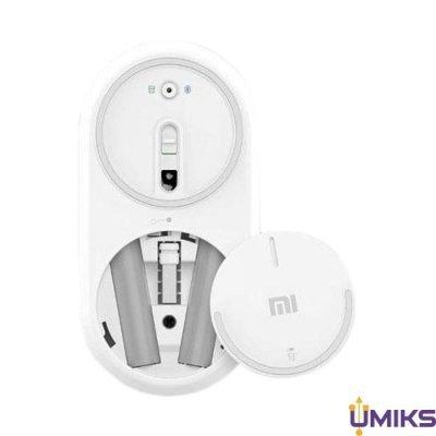 Мышь Xiaomi Mi Mouse Wireless/Bluetooth Gold