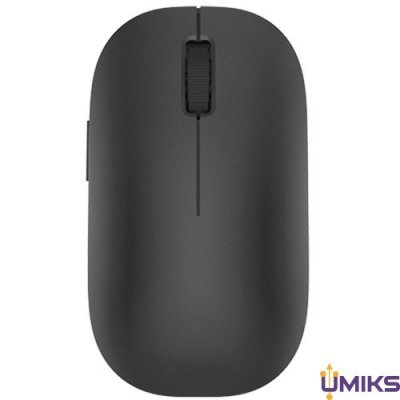 Мышь Xiaomi Mi Mouse Wireless Black