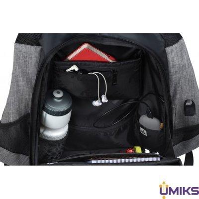 """Рюкзак для ноутбука 2E-BPN63145GR 16"""" серый (2E-BPN63145GR)"""