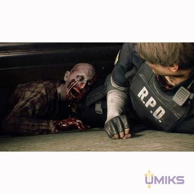 Игра Sony RESIDENT EVIL 2 REMAKE [PS4, Russian subtitles] (0946190)