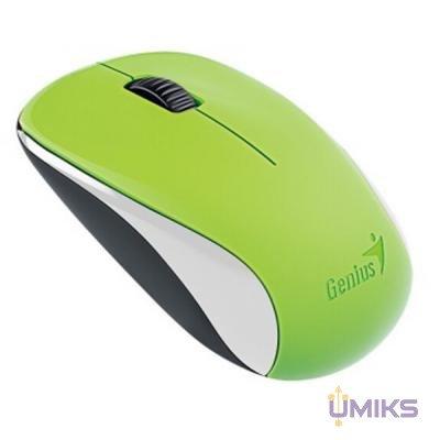Мышь Genius NX-7000 (31030109111) зеленая USB BlueEye