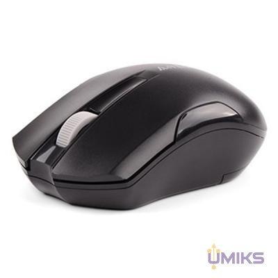 Мышь A4Tech G3-200NS Silent Clicks Black