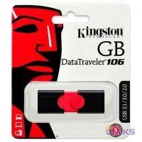 USB Flash накопитель Kingston 64GB DT106/64GB (DT106/64GB)
