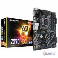 Материнская плата Gigabyte Z370 HD3