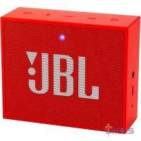 Акустическая система JBL GO Plus Red (JBLGOPLUSREDEU)