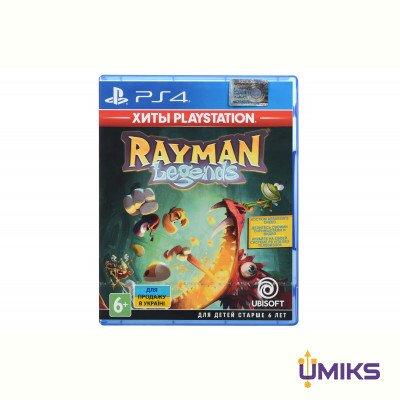 Игра PS4 RAYMAN LEGENDS [Blu-Ray диск] (8112646)
