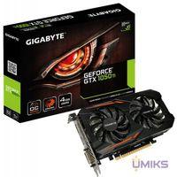 Видеокарта GigaByte GeForce GTX 1050Ti (GV-N105TOC-4GD)