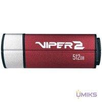 USB Flash накопитель Patriot 512GB VIPER2 USB 3.1 (PV512G3USB)