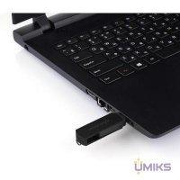 USB Flash накопитель eXceleram 64GB P2 Series Black/Black USB 3.1 Gen 1 (EXP2U3BB64)
