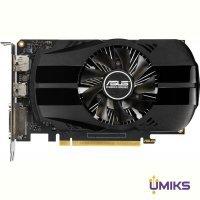 Видеокарта ASUS GeForce GTX1650 4GB DDR5 PH (PH-GTX1650-4G)