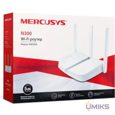 Маршрутизатор Mercusys MW305R_V2