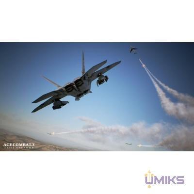 Игра Sony Ace Combat 7: Skies Unknown (з підтримкою PS VR) [PS4, Russi (1993135)