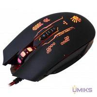 Мышь A4tech Bloody Q80B Gunfire USB Black