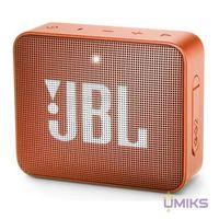 Акустическая система JBL GO 2 Orange (JBLGO2ORG)
