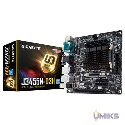 Материнская плата GigaByte GA-J3455N-D3H