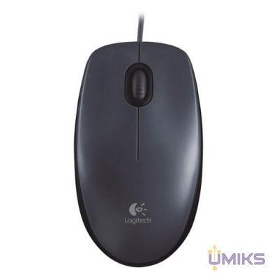 Мышь Logitech M 90 Dark (910-001794)