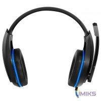 Наушники Gemix X-340 black-blue