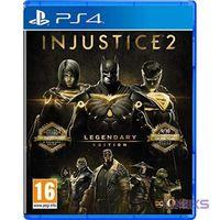 Игра Sony INJUSTICE 2: LEGENDARY EDITION [PS4, Russian subtitles] (2214315)