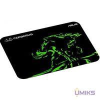 Коврик для мыши ASUS CERBERUS MAT Mini Green (90YH01C4-BDUA00)