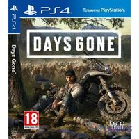 Игра PS4 Days Gone [Russian version] Blu-ray диск (9795612)