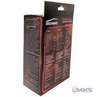 Мышь Greenwave GM-1641L black-red (R0015250)